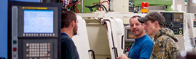Work at Gemini Machining - Precision Machining, Milling & Turning