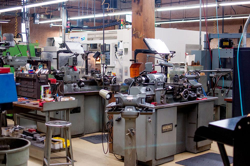 Precision Machining Facility